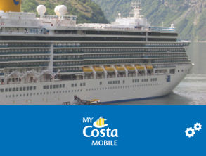 Official mobile client for Costa Crociere customers